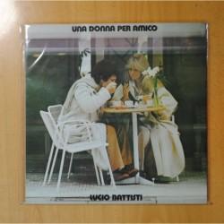 LUCIO BATTISTI - UNA DONNA PER AMICO - GATEFOLD - LP