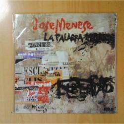 JOSE MENESE - LA PALABRA - GATEFOLD - LP