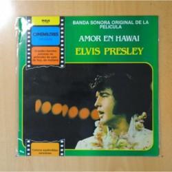 ELVIS PRESLEY - AMOR EN HAWAI - BSO - LP