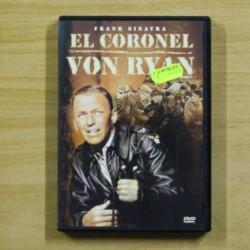 EL CORONEL VON RYAN - DVD