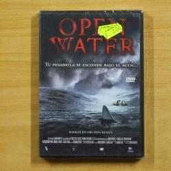 OPEN WATER - DVD