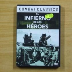 EL INFIERNO DE LOS HEROES - DVD