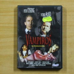 VAMPIROS - DVD