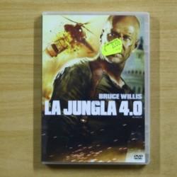 LA JUNGLA 4.0 - DVD