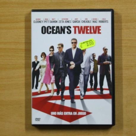 OCEAN´S TWELVE - DVD