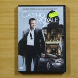 CASINO ROYALE - DVD