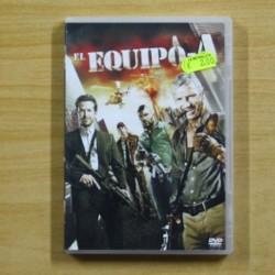 EL EQUIPO A - DVD