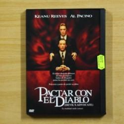 PACTAR CON EL DIABLO - DVD
