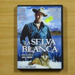 LA SELVA BLANCA - DVD