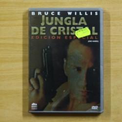 JUNGLA DE CRISTAL - DVD