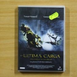 LA ULTIMA CARGA - DVD