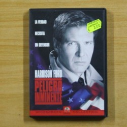 PELIGRO INMINENTE - DVD