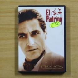EL PADRINO PARTE II - DVD