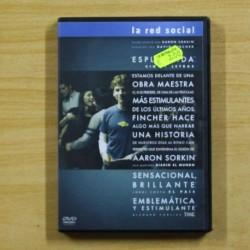 LA RED SOCIAL - DVD