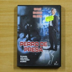 PERRO DE PRESA - DVD