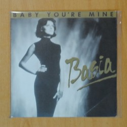 BASIA - BABY YOU´RE MINE - SINGLE