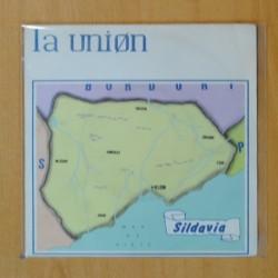 LA UNION - SILDAVIA / LOBO HOMBRE EN PARIS ( PARTY MIX ) - SINGLE