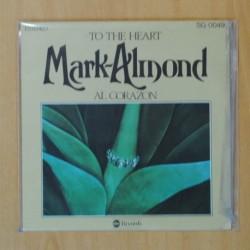 MARK ALMOND - NEW YORK OF MIND / TRADE WINDS - SINGLE