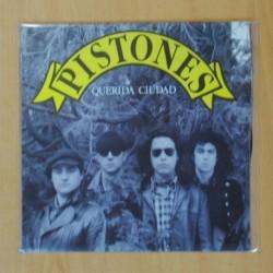 PISTONES - QUERIDA CIUDAD - SINGLE