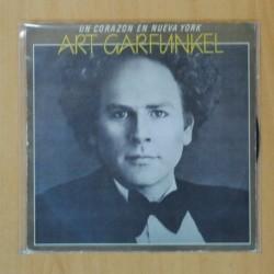 ART GARFUNKEL - UN CORAZON EN NUEVA YORK / IS THIS LOVE - SINGLE