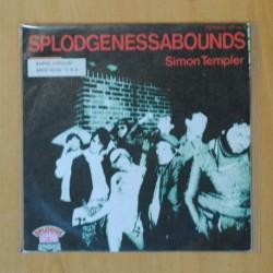 SLODGENESSABOUNDS - SIMON TEMPLER + 2 - EP