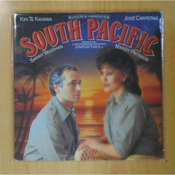 RODGERS & HAMMERSTEIN - SOUTH PACIFIC - LP