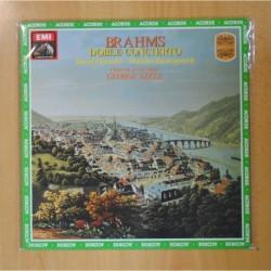 BRAHMS / GEORGE SZELL - DOBLE CONCIERTO - LP