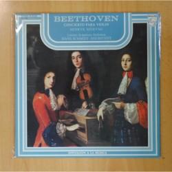 BEETHOVEN / HENRYK SZERYNG - COCIERTO PARA VIOLIN - LP