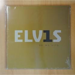 ELVIS PRESLEY - ELVIS - 30 NUMBER 1 HITS - LP
