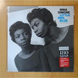 NINA SIMONE - LITTLE GIRL BLUE - LP