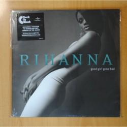 RIHANNA - GOOD GIRL GONE BAD - LP