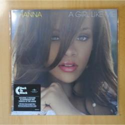 RIHANNA - A GIRL LIKE ME - LP