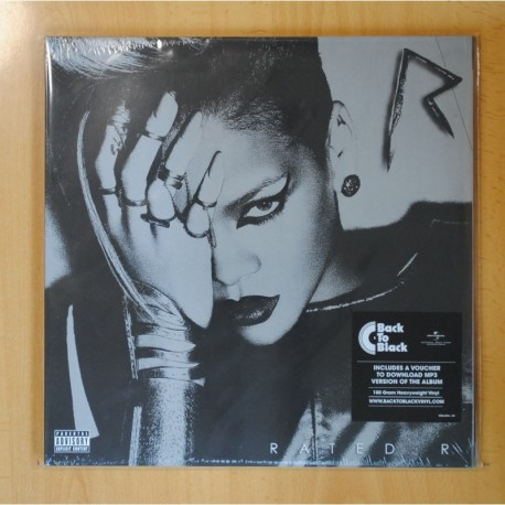 RIHANNA - RATED R - LP
