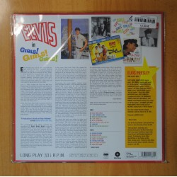 ELVIS PRESLEY - PURE GOLD - LP [DISCO VINILO]