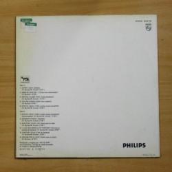 UDO JURGENS - MERCI CHERIE + 3 - EP [DISCO VINILO]