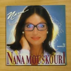 NANA MOUSKOURI - NANA - GATEFOLD - 2 LP
