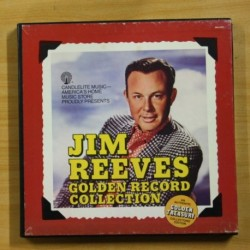 JIM REEVES - GOLDEN RECORD COLLECTION - BOX 5 LP