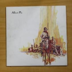 ALBERT PLA - AQUI S´ACABA EL QUE ES DONAVA - LP