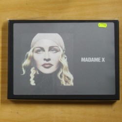 MADONNA - MADAME X - INCLUYE CASSETTE / SINGLE Y POSTER - 2 CD