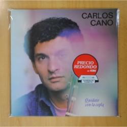 CARLOS CANO - QUEDATE CON LA COPLA - LP