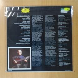 NANCY SINATRA - QUE TE PARECE CARIÑO + 3 - EP [DISCO VINILO]