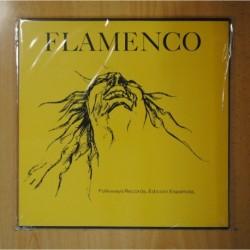 FLAMENCO - ANDALUSIAN FOLK SONG - VARIOS - LP