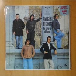 AMIGOS DE GINES - DE LA FERIA AL ROCIO - LP