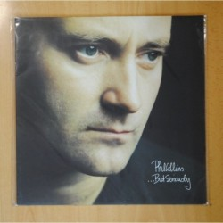 PHIL COLLINS - ...BUT SERIOUSLY - LP