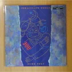 INMACULATE FOOLS - DUMB POET - LP