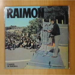 RAIMON - CAMPUS DE BELLATERRA - GATEFOLD - LP