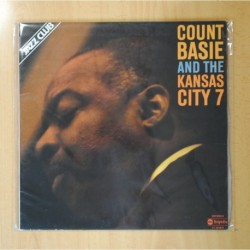 COUNT BASIE - AND THE KANSAS CITY SEVEN - GATEFOLD - LP