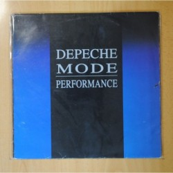 DEPECHE MODE - PERFORMANCE - VINILO COLOR - PORTADA CON DEFECTOS - 2 LP