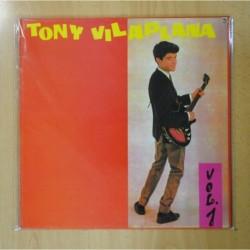 TONY VILAPLANA - VOL. 1 - LP