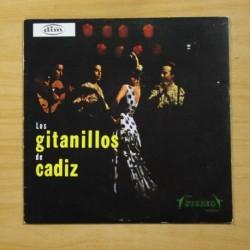 LOS GITANILLOS DE CADIZ - LOS GITANILLOS DE CADIZ - LP